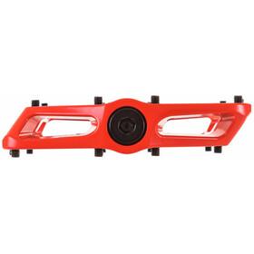 DMR V8 - Pédales - rouge